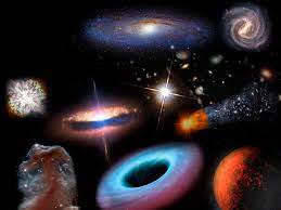 Galaxy And Stars
