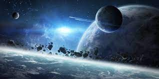 space the universe