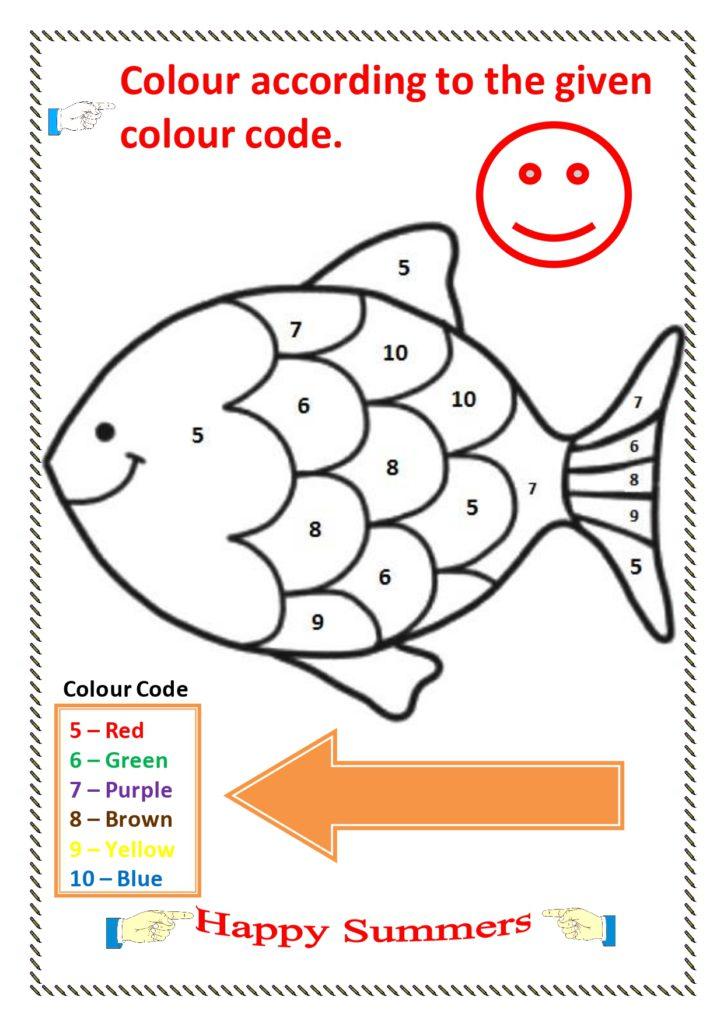 nursery worksheets maths